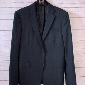 E. ZEGNA 54R wool coat jacket blazer Never worn